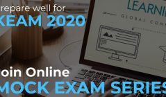 KEAM MOCK TEST SERIES