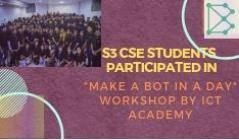 S3 CSE STUDENTS PARTICIPATED IN