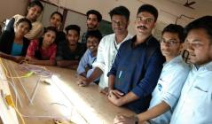 Workshop on LED Tube light making