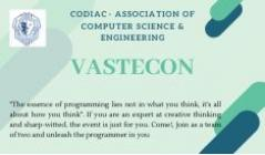 VASTECON- Coding Event for all Students in VAST TC