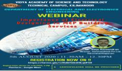 International Webinar Series