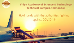 COVID 19 isolation centres at Vidya Hostel