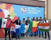 Participation in 19'th World Festival