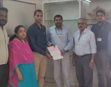 MoU with Intercad Systems Pvt Ltd.