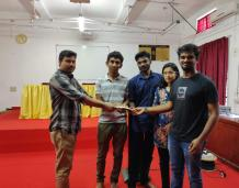 IDEA PITCHING COMPETITION at RIT, Kottayam