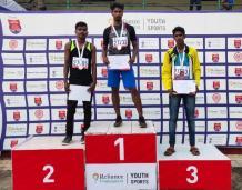 Silver Medal in Athletic Meet 2019